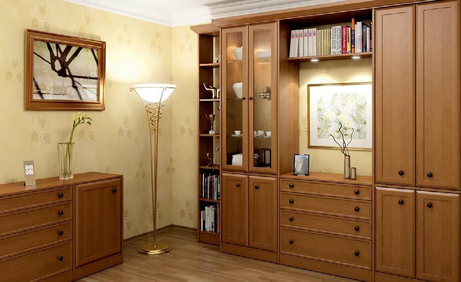 رندر اتاق خانه کلاسیک