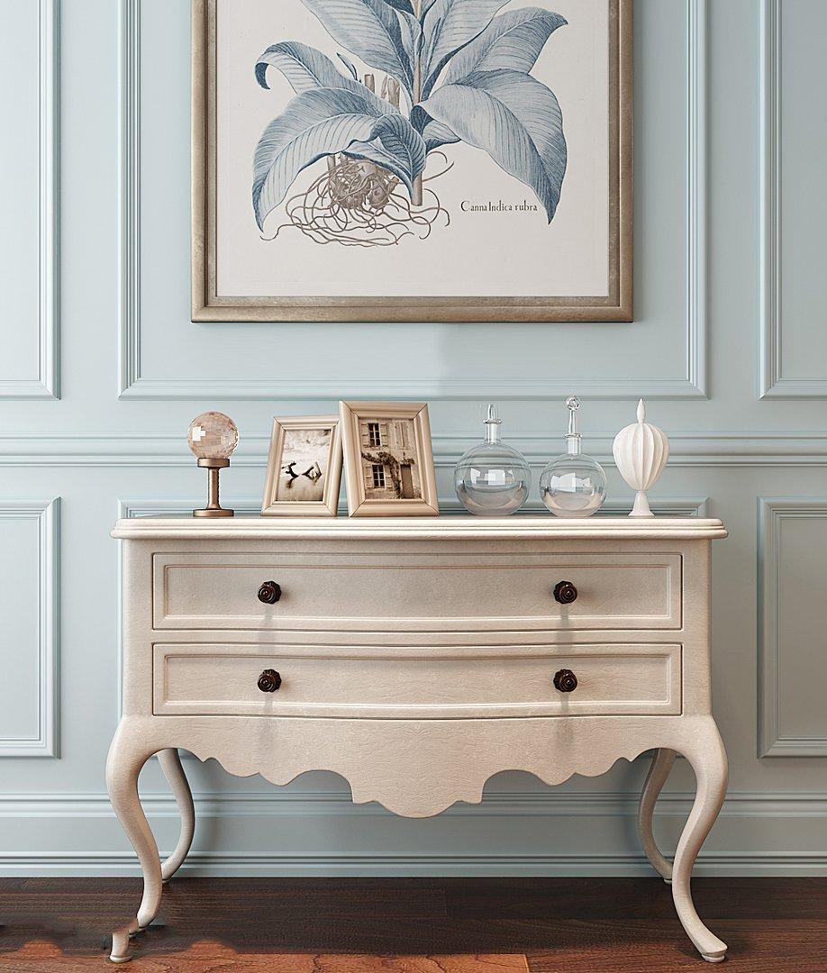 دانلود رندر اتاق پذیرایی کلاسیک