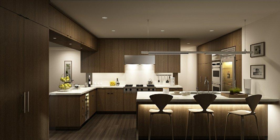 19 modern european kitchen cabinets