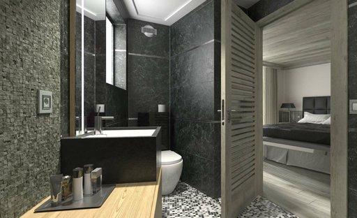 دانلود رندر دستشویی روشویی مدرن مدل آماده رندر تری دی مکس وی ری