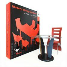 مدل میز صندلی ناهارخوری چوبی استیل