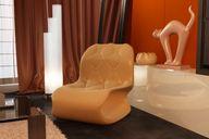 مدل صندلی راحتی کلاسیک استیل چرمی مدرن چوبی مبل راحتی تکی