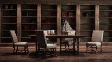 رندر محیط صحنه آماده داخلی کافی شاپ رستوران گالری اتاق مطالعه آتلیه عکاسی اتاق خواب اتاق کنفرانس اتاق نشیمن اتاق پذیرایی اتاق خواب لابی هتل کلاسیک استیل