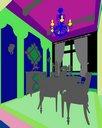 رندر محیط صحنه آماده داخلی آشپزخانه کلاسیک چوب اتاق پذیرایی مدرن لابی هتل کلاسیک استیل اتاق خواب مدرن اتاق خواب استیل کلاسیک اتاق هتل مدرن تراس رستوران کافی شاپ میز غذاخوری سالن فرودگاه