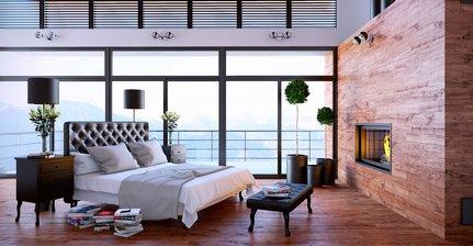 مدل تخت تختخواب دراور چوبی