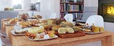 مدل غذا دونات پیتزا کیک میوه سیب پرتقال موز کیوی نان پنیر شیرینی