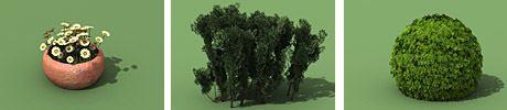 مدل درخت جنگل بوته شمشاد طراحی باغ صندلی فضای سبز سایبان باربکیو شومینه لانه سگ نرده پل آلاچیق فواره نور لامپ چراغ جکوزی حوض استخر گل تزئینی سنگ چین گلدان مجسمه