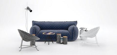 دانلود مدل سه بعدی صندلی میز لوستر مبل فرش مبل چرم پارچه