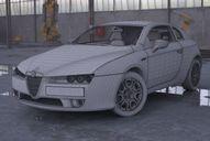 مدل ماشین میتسوبیشی لنسر لکسوس نیسان آئودی اپل رنو مگان کوپه آلفا رمئو سیتروئن مازراتی