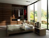 محیط صحنه آماده رندر داخلی اتاق خواب رستوران اتاق نشیمن پذیرایی حمام دستشویی آشپزخانه