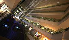 محیط صحنه آماده رندر داخلی راهرو فرودگاه مرکز تجاری خرید اتاق نشیمن پذیرایی رستوران کافی شاپ