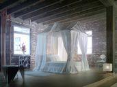 محیط صحنه آماده رندر داخلی اتاق نشیمن پذیرایی اتاق خواب پاسیو آشپزخانه