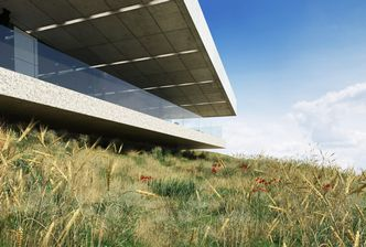 مدل چمن گیاه باغ پارک سنگ