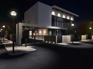 مدل لامپ چراغ پارک باغ خیابان