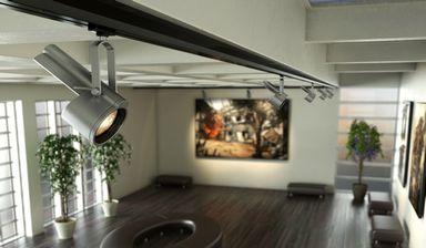 مدل لامپ سقفی هالوژن