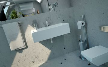 مدل حوله وسایل حمام دستشویی صابون کرم عطر ادکلن سشوار ترازو سطل آشغال