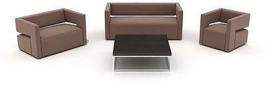 مدل مبل راحتی میز مبل L ال کوسن