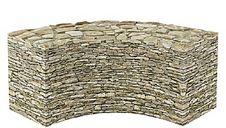 مدل تزئینی چمن باغ پارک سنگ فرش پیاده رو پله شمشاد دیوار سنگی خیابان میدان