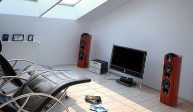 مدل وسایل الکترونیکی تلویزیون بلندگو سینمای خانگی پروژکتور