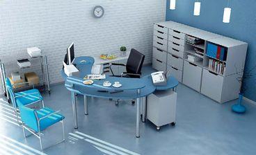 مدل مبلمان اداری صندلی میز قفسه کمد مبل