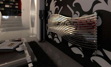 مدل رادیاتور حمام شوفاژ حوله خشک کن شیر آب