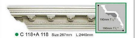 مدل نما کلاسیک رومی سرستون گچبری پایه ستون طرح دار گچبری طرح گل دور پنجره چوب طرح گچبری سقف قرنیز ورساچی نازک کاری گچبری دور لوستر فواره گچبری دور آینه