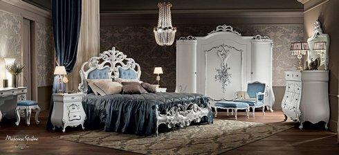دانلود مدل سه بعدی صندلی کلاسیک چرمی آیینه دراور کمد تخت تختخواب میز کلاسیک مبل کلاسیک