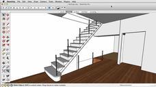 فیلم آموزش اسکچاپ مقدماتی تا پیشرفته مدلینگ تکسچرینگ متریال نورپردازی رندر SketchUp 2013 شرکت اینفینیت اسکیلز