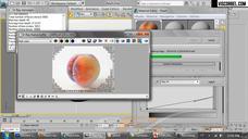 فیلم آموزش ساخت متریال شیشه شکسته هلو مروارید شن شیشه کثیف حرفه ای وی ری 2 مکس 3dsmax شرکت ویزکوربل