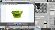 فیلم آموزش ساخت متریال وی ری تری دی مکس حرفه ای پلاستیک شیشه کریستال فلز چوب پارکت پارچه چرم پارچه گرانیت کاشی سرامیک شرکت ویزکوربل