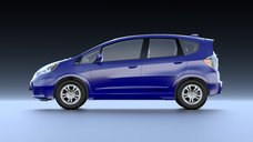 دانلود مدل سه بعدی ماشین اتومبیل الکتریکی BMW شورلت هوندا میتسوبیشی رنو تسلا تویوتا RAV4 ولو