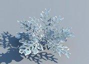 مدل سه بعدی گل تزئینی پارک باغچه وی ری تری دی مکس