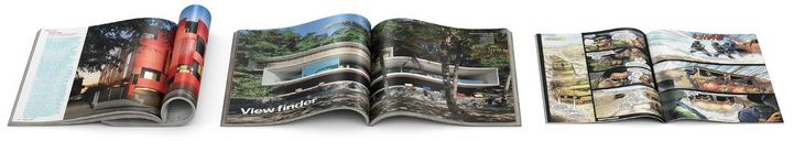مدل کتاب مجله روزنامه کیندل آمازون